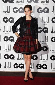 Emma Watson, McQueen