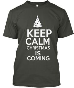 Best Christmas Tshirt,Hoodies! Special Smoke Gray T-Shirt Front