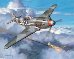 Aviation Art by Roy Grinnell