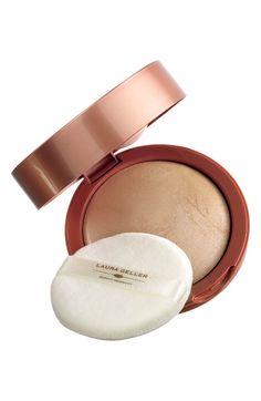 Main Image - Laura Geller Beauty 'Baked Body Frosting - Honey Glow' All Over Face & Body Glow