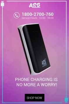 A Power Bank That Catches On !!! #ARBPowerBank #PowerBank #PowerBankOnline  Shop at: arbpowerbank.com