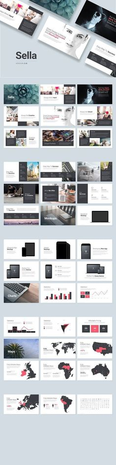 Sella Keynote Template. Presentation Templates