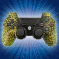 Raptor Playstation 3 Modded Controller  is a perfect gift for a special gamer in your life! All of GamingModz.com PS3 modded controllers are compatible with every major game on the market today. If you decide to get one of our Xbox 360 or Playstation 3 modded controllers, your gaming experience will increase, overall performance will rise and it will allow you to compete against more experienced players.