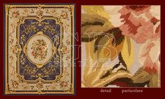 TAPPETO AUBUSSON LEGEND , TAPPETI AUBUSSON E NEEDLE POINT_141133364537