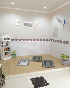 Home Entrance Decor Idea 27 Beautiful Praying Room Ideas For This Ramadan Home Entrance Decor, House Entrance, Home Interior Design, Interior And Exterior, Prayer Corner, Islamic Decor, Beautiful Home Designs, Prayer Room, Minimalist Home