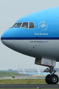 Pont Du Gard, Boeing 777, Ph, Aviation, Aircraft, Vehicles, Modern, Trendy Tree, Car