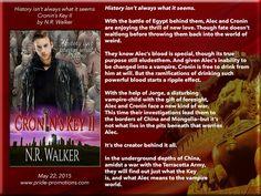 N.R. Walker's Cronin's Key II is out!