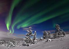 Aurora Borealis - Sky Wallpaper ID 1331790 - Desktop Nexus Nature