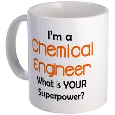chemical engineer Mug on CafePress.com