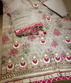 Order contact my whatsapp number 7874133176 Designer Punjabi Suits, Indian Designer Wear, Indian Attire, Indian Wear, Indian Style, Indian Dresses, Indian Outfits, Indian Clothes, Embroidery Suits Punjabi