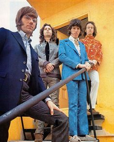 Jim Morrison Exposes Himself | year band formed 1965 number of studio albums w jim