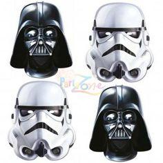 Star Wars Classic Masks (8/pkg) $6.50 per pack