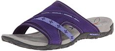Merrell Women's Terran Slide Sandal, Parachute Purple, 8 B(M) US Merrell http://smile.amazon.com/dp/B00KZIIH6G/ref=cm_sw_r_pi_dp_TymIvb0CEN0GF