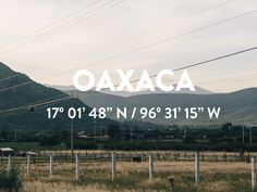 The Citizenry | Making Mexico // The Video   – The Citizenry | OAXACA
