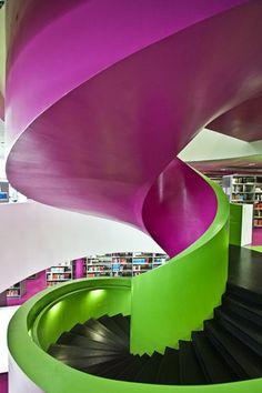 Cottbus University Library - Cottbus, Germany - 2005 - Herzog & De Meuron Architekten
