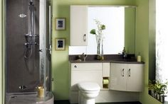 A small bathroom doesn't have to be a killjoy for your remodeling project. There are a variety of ways you can spruce it and give it nice appeal. All of the bathrooms in your home should be visitor-friendly, including your master bathroom. You never know when someone may need to use it, especially during parties when there are a lot of people who may need to go to the bathroom at the same time. Plus, having a great master bathroom design will i