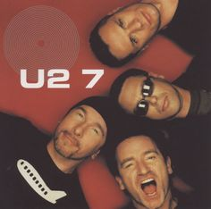 sneakers for cheap 8ba31 4410a Carátula Frontal de U2 - 7 (Ep) Stuck In A Moment, In This