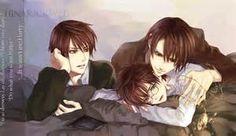 Tags: Anime, Flayu, Harry Potter, Tom Marvolo Riddle, Harry Potter ...