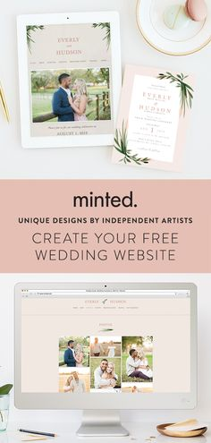 FREE wedding website FREE wedding websites by independent artists with matching invitations for every design. Wedding Events, Our Wedding, Dream Wedding, Luxury Wedding, Wedding Shit, Civil Wedding, Wedding Wishes, Purple Wedding, Wedding Colors