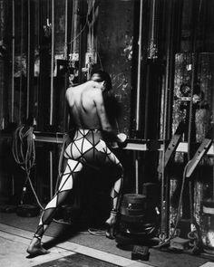 ALBERT WATSON. Gabrielle Reece, Vivienne Westwood, Comedie Francaise, Paris, 1989