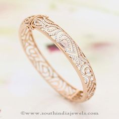 Diamond Bangles, Gold Diamond Bangles, Diamond Bangles Images, Diamond Bangles from Manubhai Jewellers.