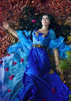 Merlin BBC Morgana by ~Wan-Mei on deviantART