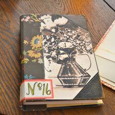 New little journal by Mary Ann Moss