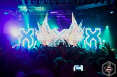 I wanna go see Excision again. Such a badass night. 100,000 watts of bass and heaven.