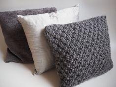 14 Besten Kissenliebe Bilder Auf Pinterest Crochet Pillow