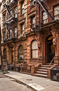 Greenwich Village - New York City - New York - USA (von Nico Geerlings)