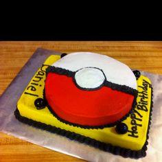 Pokeman cake