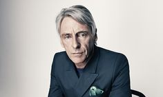 Paul Weller (former frontman for The Jam and Style Council, now a soloist)