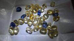 sapphire 38 items 132.88 ct  price 100 $ = 1 ct