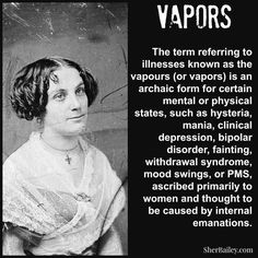 Vapors or Fibromyalgia? What's the difference?  www.SherBailey.com Positive Black mold diagnosis.
