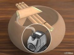 3 manières de fabriquer une fontaine - wikiHow