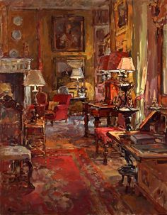 The Great Drawing Room -Susan Ryder
