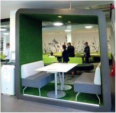 University of Birmingham, Birmingham (Royaume-Uni) Une cabine de 4 places pour s'isoler au milieu de tous © Aude Plessis