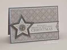 H2 Designs - Many Merry Stars, Bright & Beautiful, Star Framelits