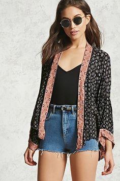Kimonos + Women's Blazers | Capes, Floral Kimonos + More | Forever 21