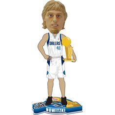 38743fbc555 2011 NBA Finals Champions  Dirk Nowitzki Bobblehead 2011 Nba Finals