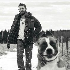 """Edward Thomas """"Tom"""" Hardy is an English actor and producer. His motion picture debut was in Ridley Scott's 2001 action film Black Hawk Down. - Born: September 15, 1977 (age 40), Hammersmith, London, United Kingdom Height: 1.75 m Spouse: Charlotte..."""