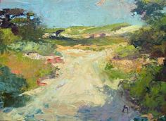 Contemporary Landscape, Contemporary Paintings, Cool Landscapes, Landscape Paintings, Green Landscape, The Dunes, Cape Cod, Mary, Gallery