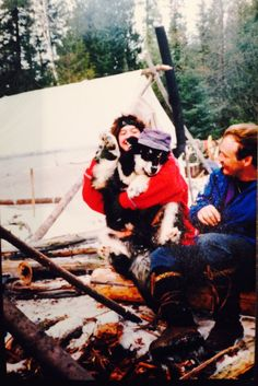 1993 dogsledding in Temagami with John Daley and Susan John Daley, Algonquin Park, Some Pictures, Canoe, Wilderness, Trips, Journey, Wildlife Nature, Traveling