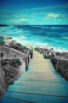 Path to the Ocean -  Lido Beach, NY