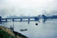 Walney Bridge, Barrow in Furness 1958 English Islands, Midland Hotel, Barrow In Furness, Morecambe, Irish Sea, England Uk, Days Out, West Coast, Bridge