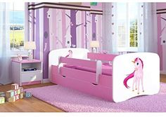 Camino Convertible Toddler Bed with Drawers Zoomie Kids Size: European Toddler x 160 cm), Colour: Pink/White Futon Bunk Bed, Kids Bunk Beds, Princess Toddler Bed, Toddler Girl, Childrens Single Beds, Toddler Bed Frame, Convertible Toddler Bed, Mid Sleeper Bed, Mattress Frame