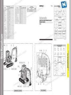 [TBQL_4184]  Caterpillar 304C 305C Cr Mini Excavator Wiring Diagram | Mini excavator,  Excavator, Diagram | Kubota Excavator Wiring Diagrams |  | Pinterest
