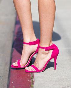 Love neon heels! #neon