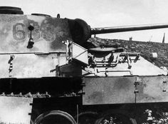 Panther Ausf D nr. 633