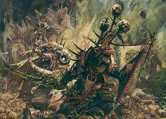 By Dan Nance. Confederate General Nathan Bedford Forrest leads a charge. Warhammer Art, Warhammer Fantasy, Warhammer Skaven, Warhammer Models, Civil War Art, Southern Heritage, Confederate States Of America, Civil War Photos, Military Art